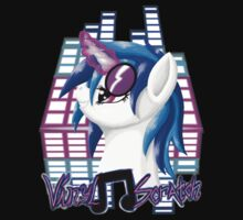 MLP Vinyl Scratch: For The Love Of Music T-Shirt