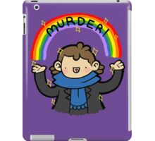 ~MURDER~ iPad Case/Skin