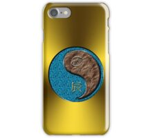 Cancer & Dragon Yang Earth iPhone Case/Skin