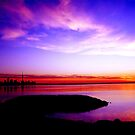 sunrise IV ( while I was waiting for the sun to rise)... by sendao