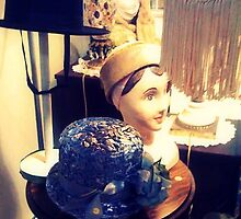 vintage hats by Ashley Justiniano