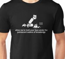 Allow Me To Hold Your Face Unisex T-Shirt