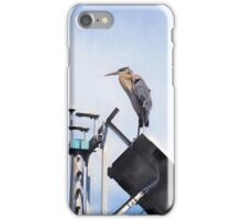 Stork iPhone Case/Skin
