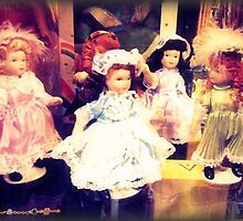 doll party by Ashley Justiniano