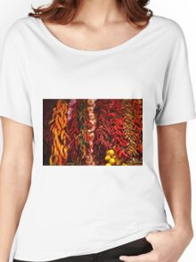 Spicy colors Women's Relaxed Fit T-Shirt