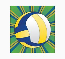Volleyball Ball Background 3 Unisex T-Shirt