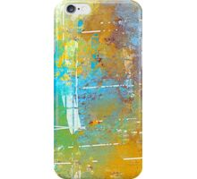 Abstract in the Sky iPhone Case/Skin