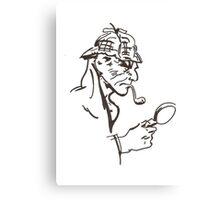 Mr Holmes Canvas Print