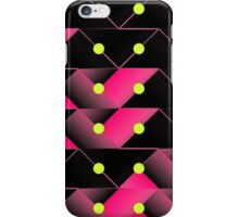 Geometric abstract iPhone Case/Skin