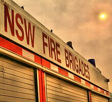 NSW Fire Brigades helps out by John Vandeven