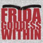 Frida Goddess by MiniMumma