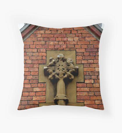 photoj Tas, Historical Buildings Throw Pillow