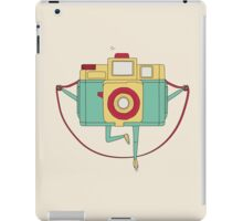 1, 2, 3 Click! iPad Case/Skin