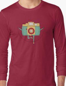1, 2, 3 Click! Long Sleeve T-Shirt