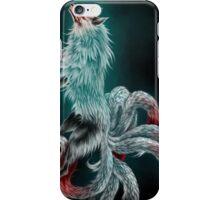 nine-wolf iPhone Case/Skin