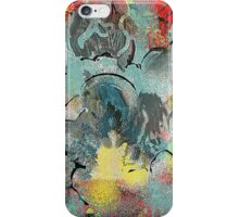 Abstract Iris iPhone Case/Skin