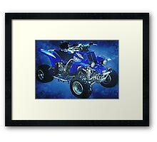 Yamaha Banshee Framed Print