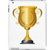 Trophy Cup iPad Case/Skin