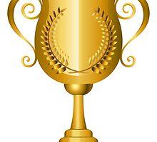 Trophy Cup by AnnArtshock