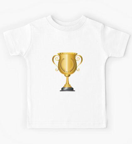 Trophy Cup Kids Tee
