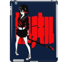 Ryuko Kill la Kill iPad Case/Skin