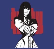 Satsuki Kill la Kill by WilDodo
