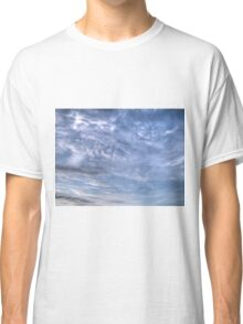 White Clouds and Sky 5 Classic T-Shirt