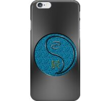 Cancer & Dragon Yang Water iPhone Case/Skin