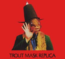 Captain Beefheart & His Magic Band - Trout Mask Replica by Garblesnatcher
