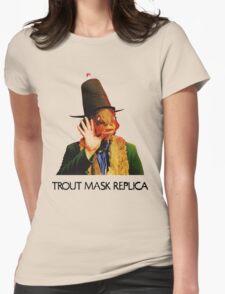 Captain Beefheart & His Magic Band - Trout Mask Replica Womens Fitted T-Shirt