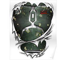 Boiunty Hunter Costume Poster