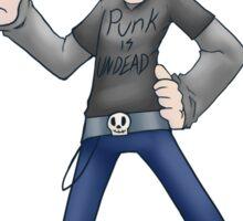 Punk is UNDead- Ezekial Sticker