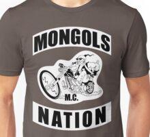 Mongols MC Motorcycle Club Unisex T-Shirt