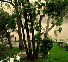 Hurricane Ike by DottieDees