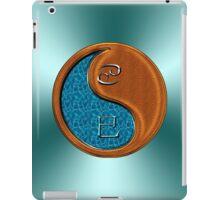 Cancer & Snake Yin Wood iPad Case/Skin