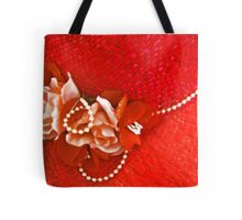 Red Hat Society Tote Bag