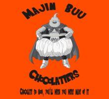 Majin Buu Chocolatiers by ShadowBlade524