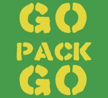 Go Pack Go by jephrey88