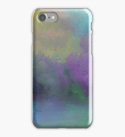 Abstract Tree's Landscape iPhone Case/Skin