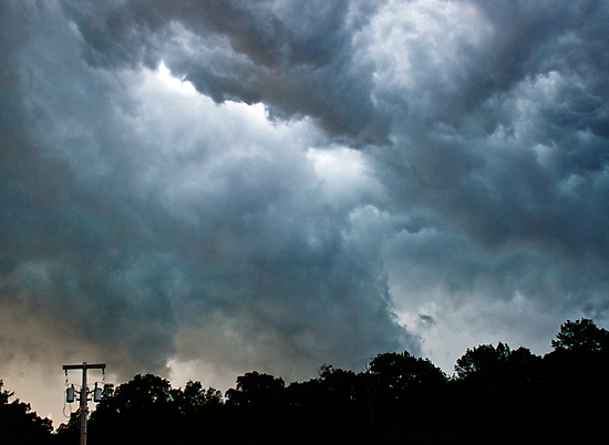 Storm Coming, II by Mary Ann Reilly