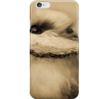 Lyra (Barn Owl) iPhone Case/Skin