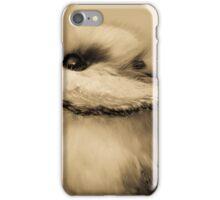 Lyra (Barn Owl) iPhone Case/Skin