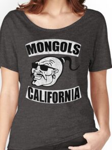 Mongols MC Motorcycle Club Women's Relaxed Fit T-Shirt
