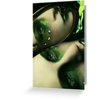 Mirror, Mirror on the Wall Greeting Card