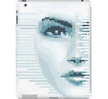 Pixel Face iPad Case/Skin