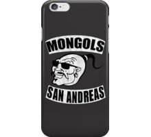 Mongols MC Motorcycle Club iPhone Case/Skin