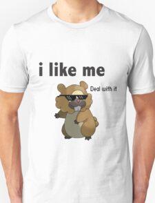 Thug Bidoof Unisex T-Shirt