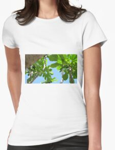 Lessons from Under the Fig Tree Womens Fitted T-Shirt