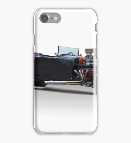 1927 Ford Roadster 'Evil's other Brother' iPhone Case/Skin
