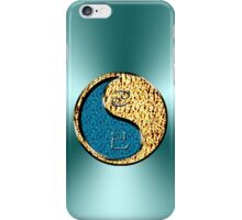 Cancer & Snake Yang Fire iPhone Case/Skin